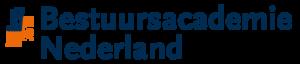 Logo Bestuursacademie Nederland