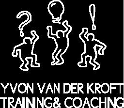 Logo Yvon van der Kroft